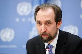 UNCHR - Zeid Ra'Ad Al Hussein