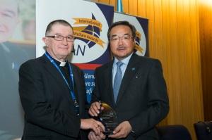 Ken Peters - ISWAN AWARDS