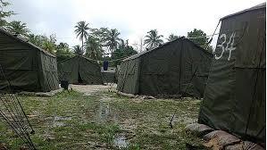 Naru detention camp