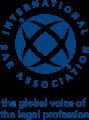 IBA logo blue