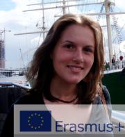 Melanie -Erasmus intern